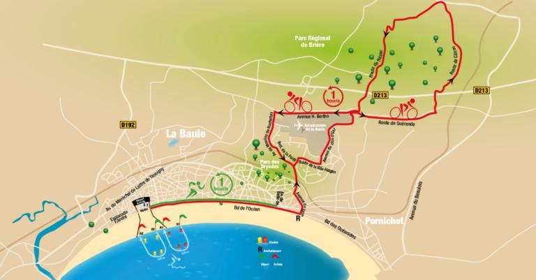 parcours course S